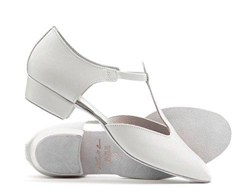Salsa Dancewear Girls Shoe Jive All Dance Ladies Cerco Insegnamento Greco White By Ballroom Colors Leather Glitter Sandalo Katz q7HScwdS