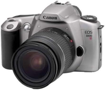 Canon EOS 3000N cámara réflex con Objetivo Zoom 28-200 Millimeter ...