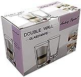 Amlong Crystal Lead-Free Double Wall Glass Tumbler