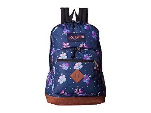 JanSport Unisex City View Gradient Hibiscus Print One Size