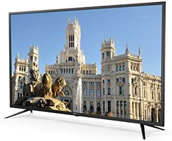 Television Smart TV 50 Pulgadas 4K, Android 9.0 y Hbbtv, UHD HDR10, 1500 PCI Hz, 3X HDMI, 2X USB, DVB-T2/C/S2, Modo Hotel - Televisores TD Systems K50DLJ10US. TDsystems: Amazon.es: Electrónica