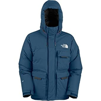 27ff87019 with tags The North Face Men's POLAR down jacket size Large: Amazon ...