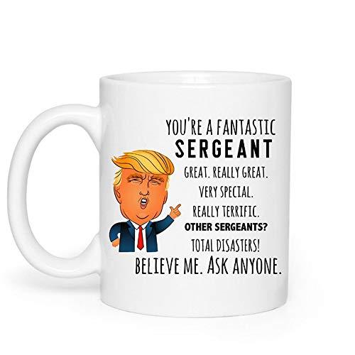 SkyLine902 - Trump Sergeant Mug, Police Officer ()