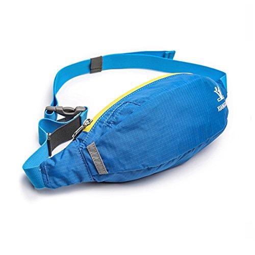 Fanny Pack for Men Women Slim Waterproof Waist Bag