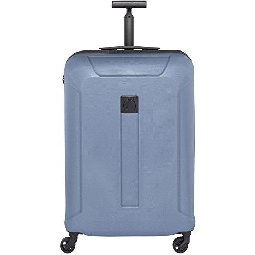Delsey Paris Trolley Exception gris 65cm Blau