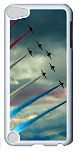 Air Show PC Case Cover for Apple iPod 5 and iPod Touch 5 White