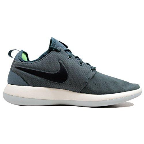 Nike Mens Roshe Twee 2 Se Hasta / Antraciet-ghost Groene 859543-300 Shoe 12 M Ons