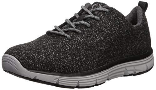 Apex Men's Natural Wool Knit Sneaker