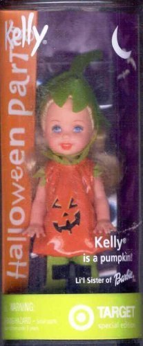 Halloween Party Kelly Doll ()