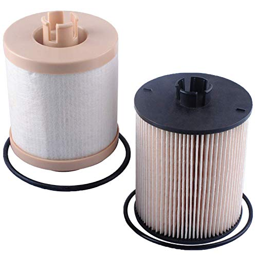 FD-4617 Fuel Filter Replacement for Ford Motorcraft F-250 F-350 F-450 F-550 6.4L Powerstroke Diesel Engines 2008 2009 2010