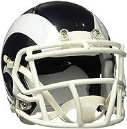 Riddell NFL Los Angeles Rams Speed Mini Football Helmet, White, Medium