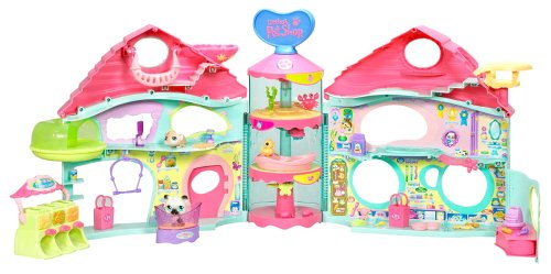 hasbro biggest littlest pet shop playset discontinued by manufacturer