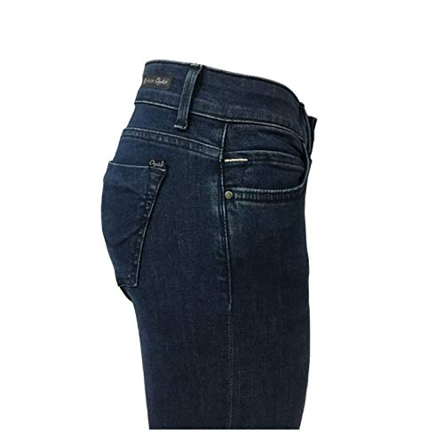 Jeans Donna Vita 130 Crop Atelier Made Alta In Cigala's Straight 14 Italy EHwxfTqTZ5