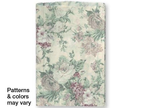 14 x 3 x 21'' Merchandise BagsReclaimed Paper (Random Designs) 1 unit, 500 pack per unit. by Nas