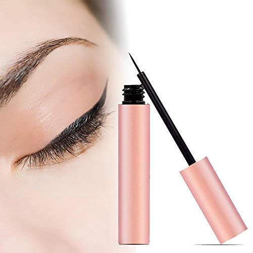 LAYOPO Sweatproof Magnetic Eyeliner, Long Lasting Magnetic Liquid Eyeliner Suitable for Magnetic Eyelashes Fast Drying - Easy to ()