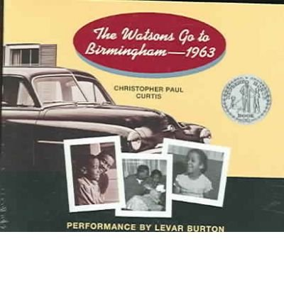 [(The Watsons Go to Birmingham - 1963 )] [Author: Christopher Paul Curtis] [May-2005]