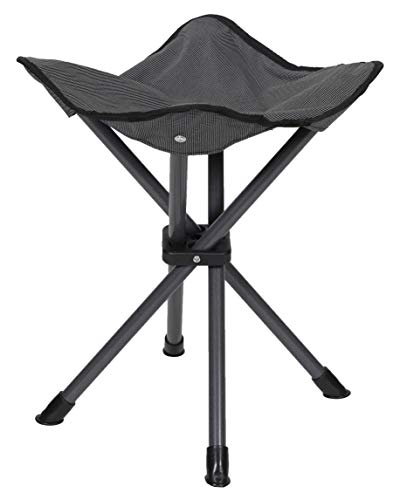 Stansport Apex Fold-Up 4-Leg Portable Camp Stool