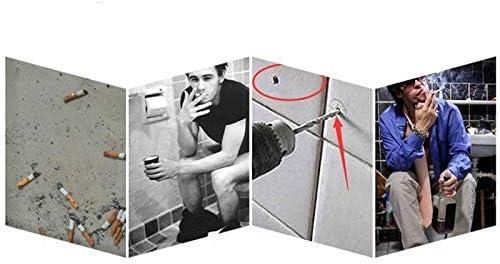 葉巻灰皿, ビンの壁は、ABS車の灰皿リビングルームオフィスバスルームのデスク灰皿アッシュトレイ収納ボックスアッシュオーガナイザーをマウント