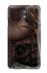 New Scary Dragon Tpu Skin Case Compatible With Galaxy Note 3