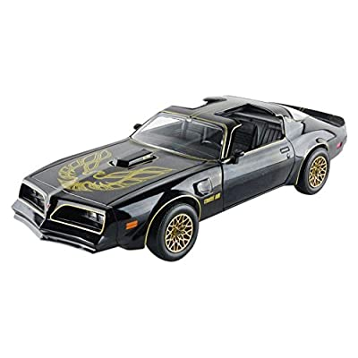 Greenlight 1:24 Hollywood Series 1977 Pontiac Trans Am Smokey and The Bandit: Toys & Games