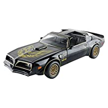 Greenlight 1/24 Scale Diecast 84013 - 1977 Pontiac Trans Am - Black