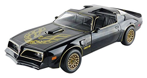 License Trim Area (Greenlight 1:24 Hollywood Series 1977 Pontiac Trans Am Smokey and The Bandit)