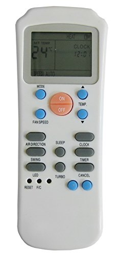 New Replacement Air Conditioner Remote Control