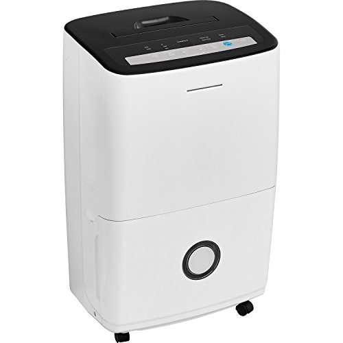 Frigidaire High Efficiency 70-Pint White Dehumidifier with Built-in Pump