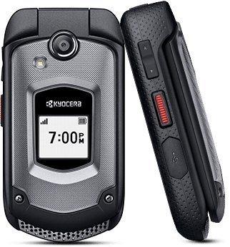 Kyocera Duraxtp E4281, Black (Sprint) (Sprint Flip Cell Phones)