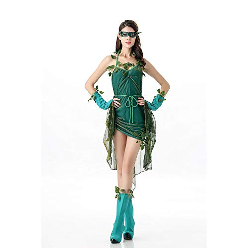 LVLUOYE Stage Costumes, Forest Elves Role-Playing Uniforms, Halloween Party Cos Anime Costumes, Costumes ()