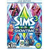 NEW The Sims 3 Plus Showtime PC (Videogame Software)