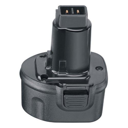 - DEWALT DW9057 Compact 7.2-Volt 1.7 Amp Hour NiCd Pod Style Battery