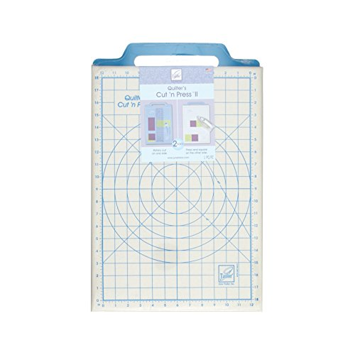 June Tailor Cut 'n Press II Cutting Mat (Quilting Mats)