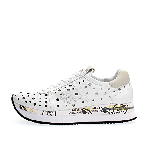 PREMIATA Conny Sneakers Damen Bianco 40