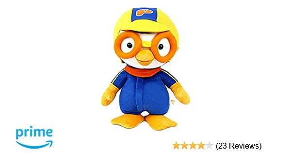 28cm Pororo Plush Doll 11inch // Pororo Soft Toy CA