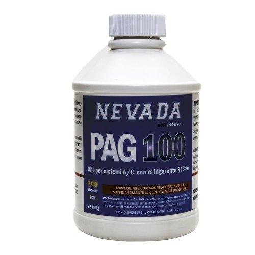 UPC 854126002727, PAG Oil, ISO 100 Medium Viscosity for R134a Systems, 8 oz.