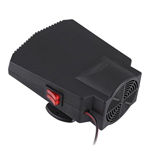 12V 250W Descongelador de Desempañador Calentador de Coche Portable Parabrisas de Coche Defroster de Ventana de CerÁMica de...