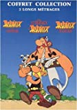 Asterix et Cleopatre/ Les 12 Travaux D'Asterix/ Asterix Le Gaulois - Original French Version (Coffret Collection 3 Longs Metrages)