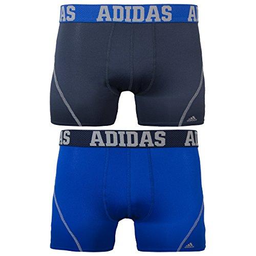adidas Men's Sport Performance Climacool Trunk Underwear , Large