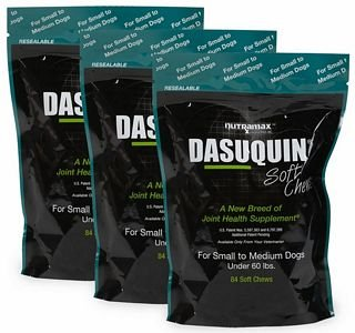 3PACK Dasuquin Soft Chews for Small to Medium Dogs (252 Chews) by Dasuquin