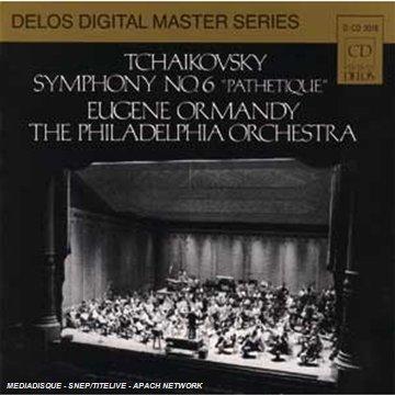 tchaikovsky symphonies ormandy - 6