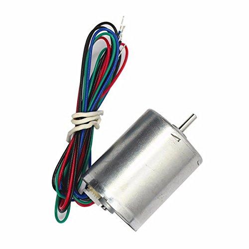 Hitommy DC 12V Brushless DC Motor Micro DC Motor