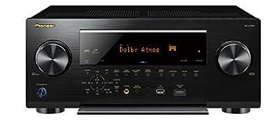 Pioneer SC-LX501 Elite 7.2 Channel D3 Network AV Receiver, Black (Certified Refurbished)