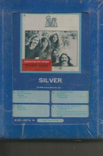 Silver St Still Sealed 8 Track (Silver Sealed Track)