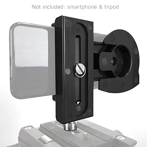 TP-Smartclip Accessory for Parrot teleprompter 1 & 2 [Prompter not  Included]  Record Video with Your Smartphone on a Parrot Teleprompter
