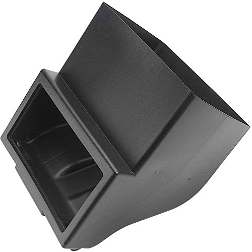 Windshield Service Center - Commercial Zone Replacement Towel Bucket for Square or Hex Windshield Service Center, Black