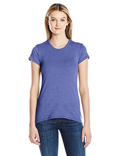 (Alternative Women's Vintage Jersey The Keepsake Tee, Royal,)