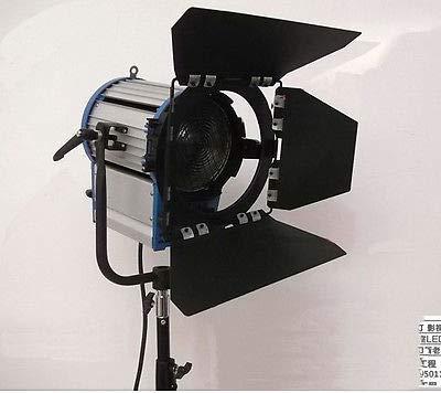 FidgetFidget Fresnel Tungsten Light Studio Lighting+Bulb+Free Gel as ARRI Pro ()