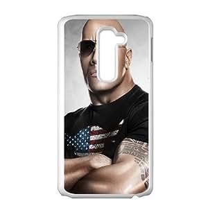 Generic Case Dwayne johnson For LG G2 334X4E7512