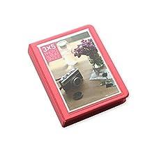 Darkhorse 32 Slots Colorful Fuji Wide Mini Book Photo Album for Fujifilm Instax WIDE 210 200 300 FP100C FP 3000B Instant Films